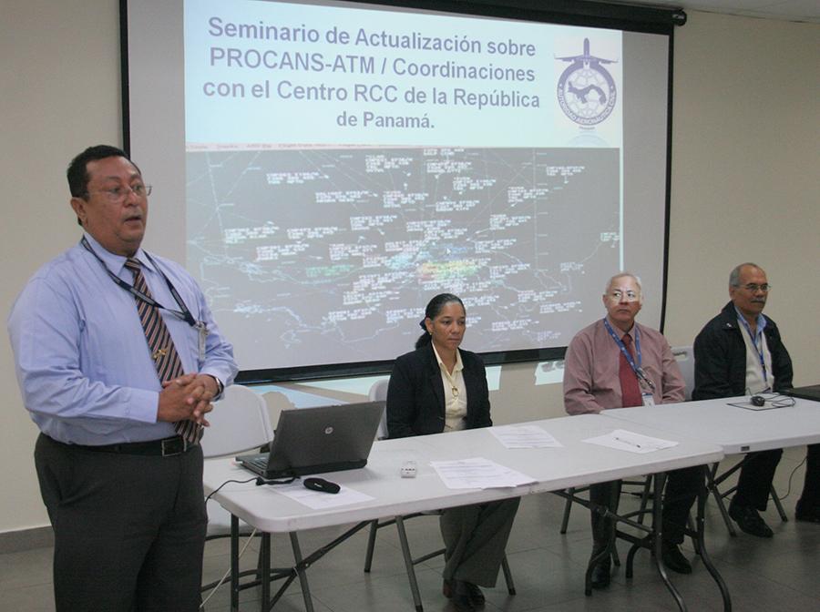 Seminario de Actualización  PROCANS-ATM