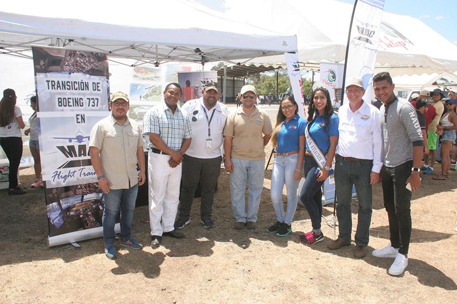 Éxito en el verano Aéreo en Veraguas