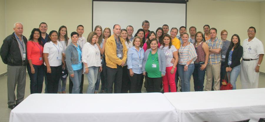 Visita de la Sociedad Interamericana de Psicología Aeronautica