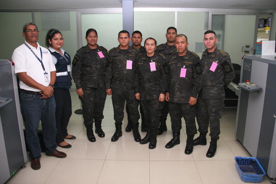 AVSEC Capacita Seguridad del Estado