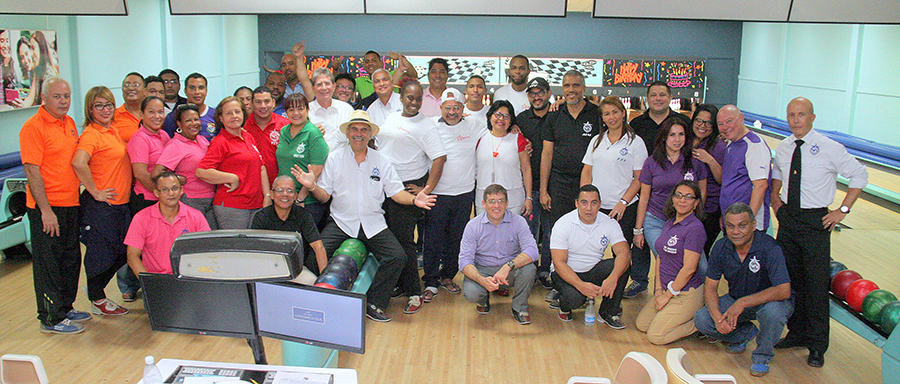 Finaliza Liga Interna de Bolos, Copa Aviación Panamá 2017