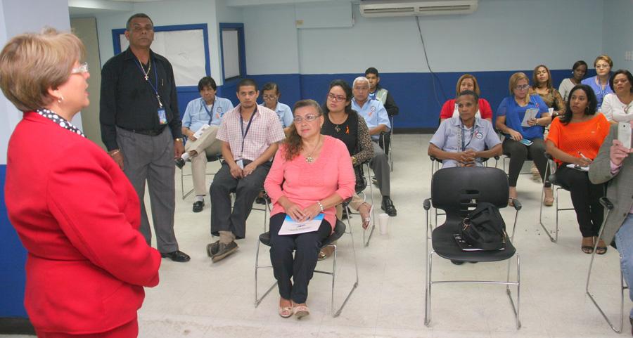 Seminario dirigido al abordaje de las adicciones en el ámbito laboral