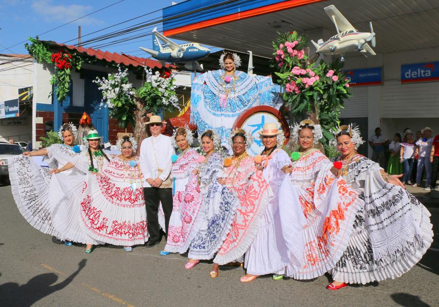AAC invitada a Festival de las Mil Polleras