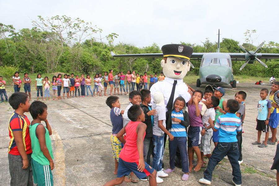 Feria de Salud- Mulatupu, Guna Yala