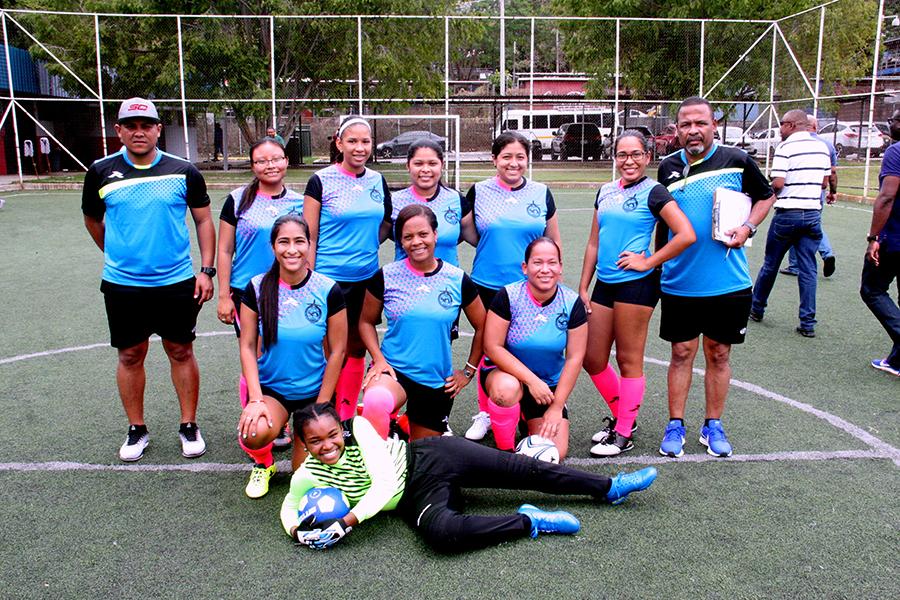 AAC Participa en la Liga Gubernamental de Futbol Femenino