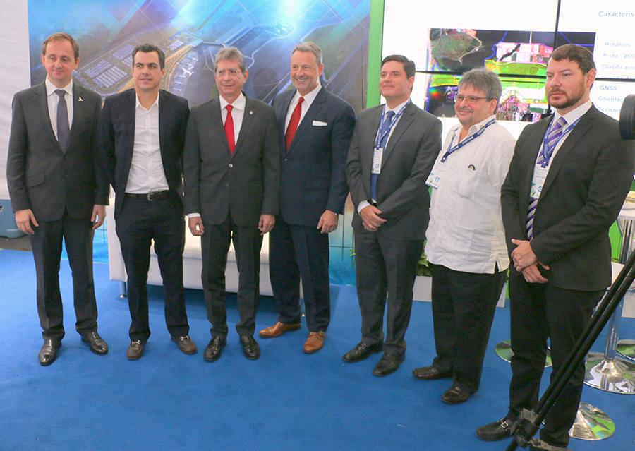 AAC participa en Aero Expo Panamá Pacífico 2017
