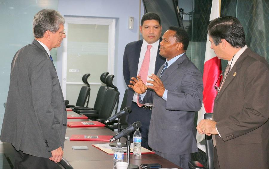 La Autoridad Aeronáutica Civil presenta proyectos realizados ante la Asamblea Nacional