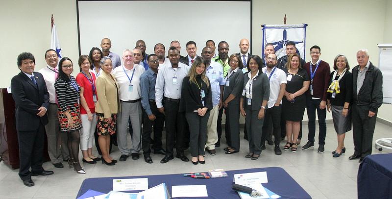 Seminario Internacional ATFM (Air Traffic Flow Management) Basic Training Panamá