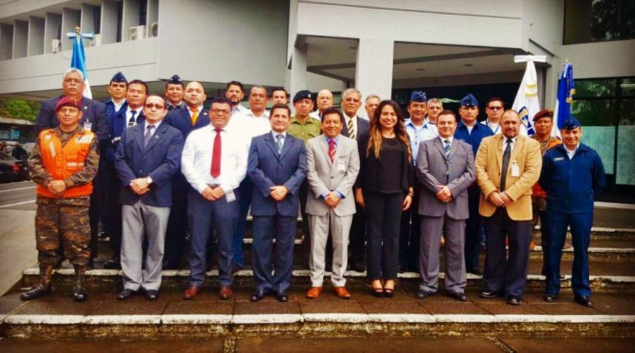 SAR participa de Seminario Internacional