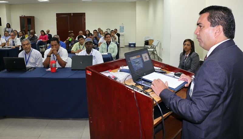 La Autoridad Aeronáutica Civil realiza taller de Evaluación y Mitigación de Riesgos de Seguridad Operacional