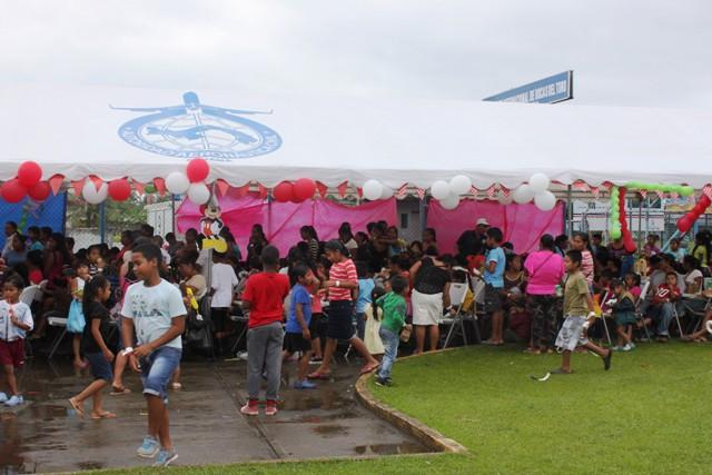 AAC celebra exitosa jornada social en Isla Colón