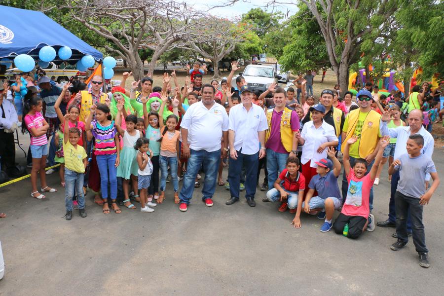 AAC Realiza Labor Social en la ENEA de Guararé