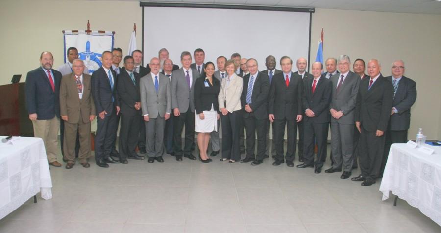 Comisión Técnica de Navegación Aérea de OACI celebra reunión con la AAC