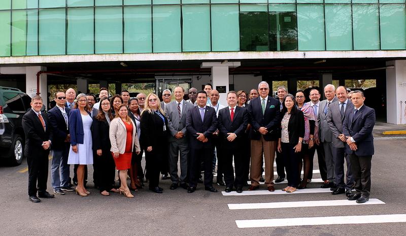 Reunión Técnica de Corporación Centroamericana de Servicios de Navegación Aérea y la Autoridad Aeronáutica Civil de Panamá