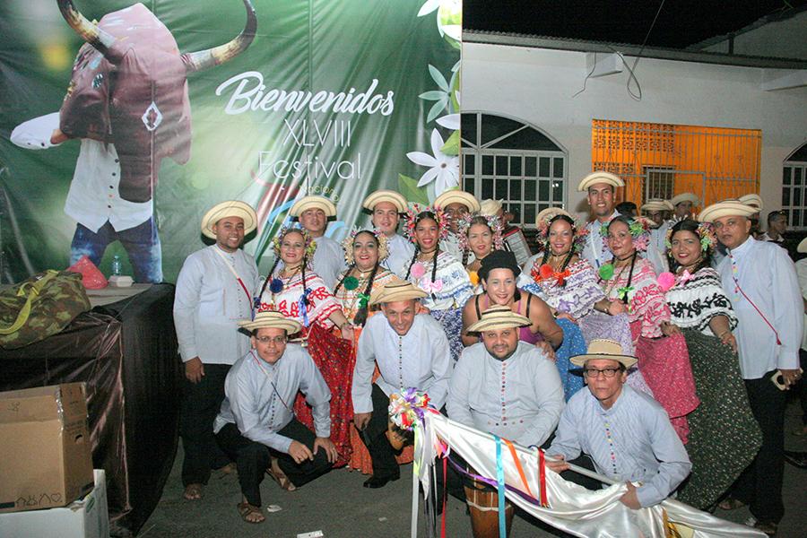 La AAC Participa en el 48vo Aniversario del Torito Guapo de Antón