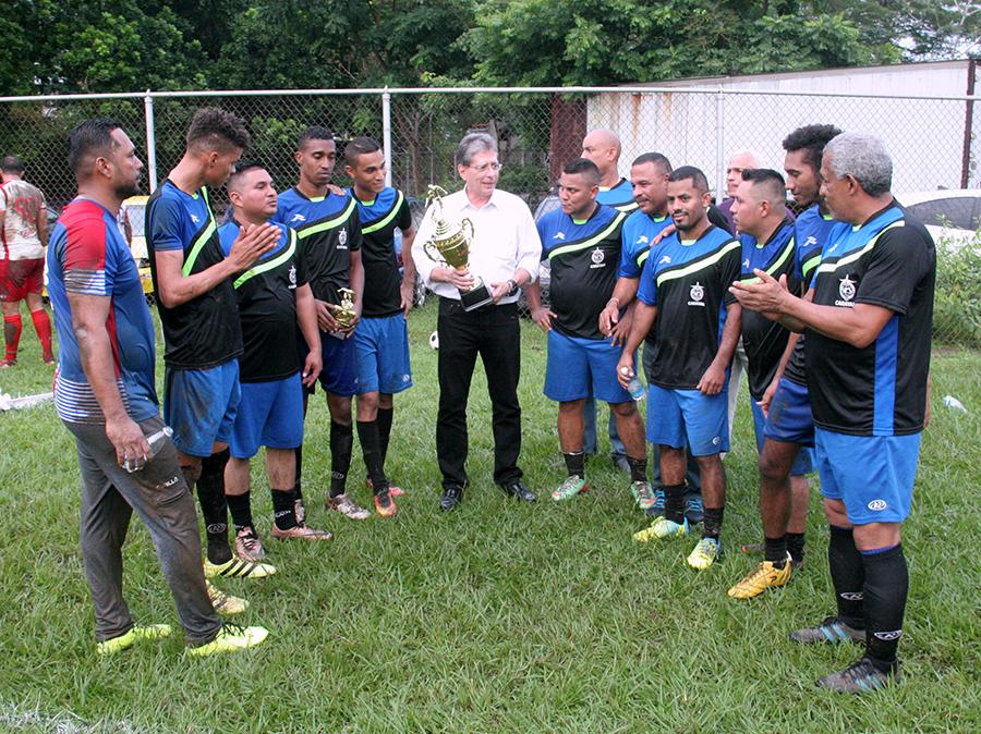 Clausura Liga Interna de Futbol